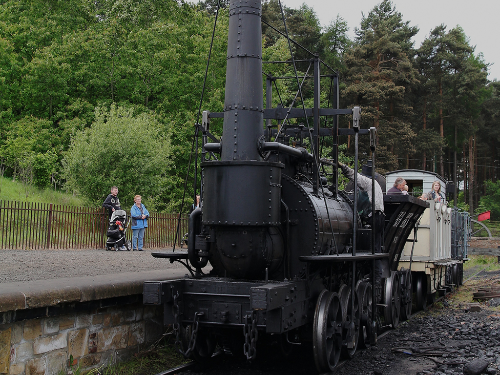 The Steam Elephant